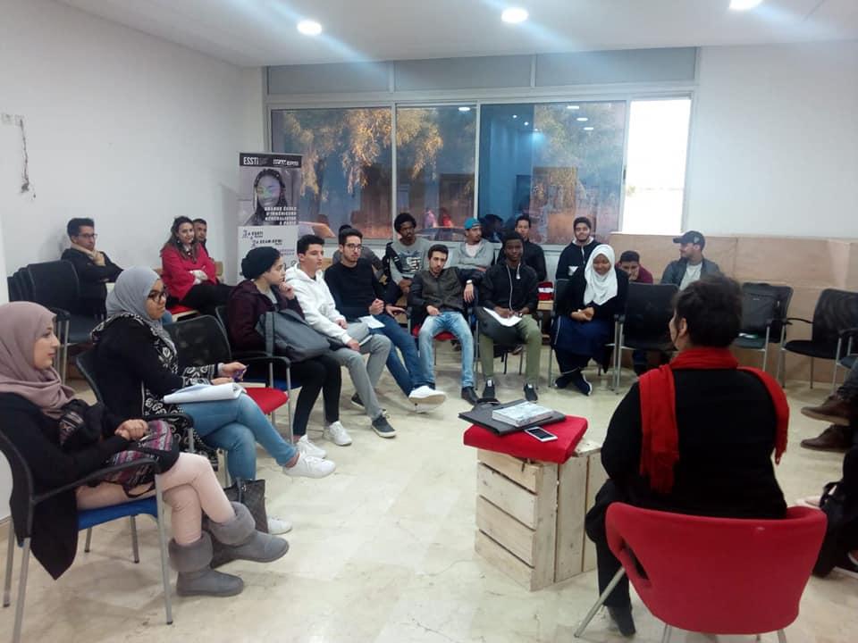 Atelier Débat en anglais
